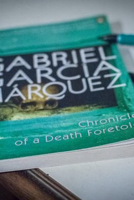 Chronicle of a Death Foretold (Marquez)