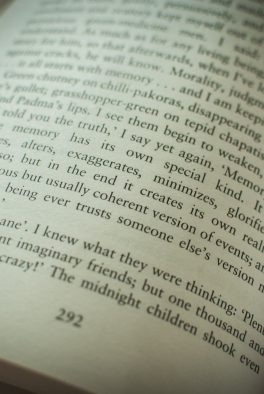 Midnight's Children (Salman Rushdie)