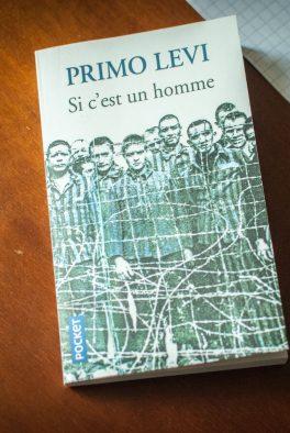 HP Primo Levi (cover)