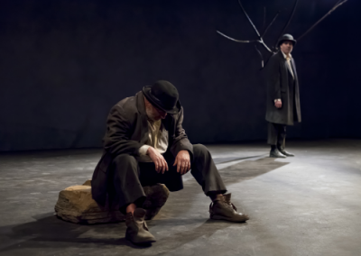 Waiting for Godot (Samuel Beckett)