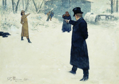 Eugene Onegin (Alexander Pushkin)