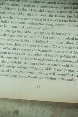 The Argumentative Indian (Amartya Sen)