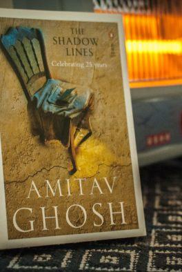 Cover Amitav Ghosh
