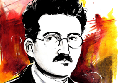 Theses on the Philosophy of History (Walter Benjamin)