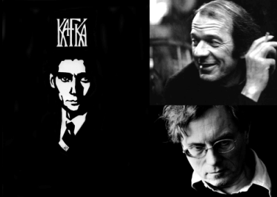 Kafka: Toward a Minor Literature (Deleuze & Guattari)