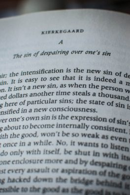 Sickness Unto Death (Kierkegaard)