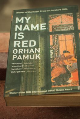 My Name is Red (Orhan Pamuk)