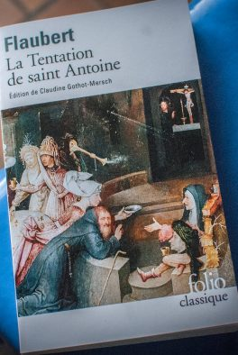 The Temptation of Saint Anthony (Flaubert)