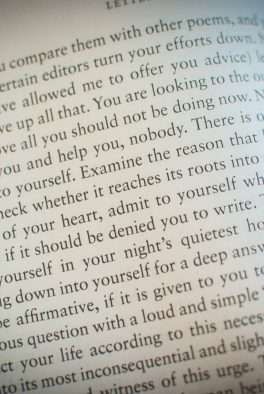 Letters to a Young Poet (Rilke)